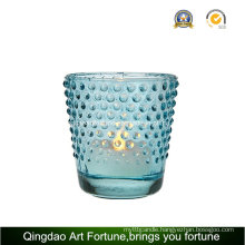 Printed Tealight Candle Holder Made of Glass Manufacturer