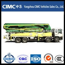 24m to 52m Truck-Mounted Concrete Pump
