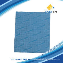 Microfiber silicone cloth