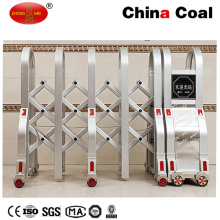 Remote Control Stainless Steel Automatic Retractable Door/Extension Gate/Electrical Foldable Gates