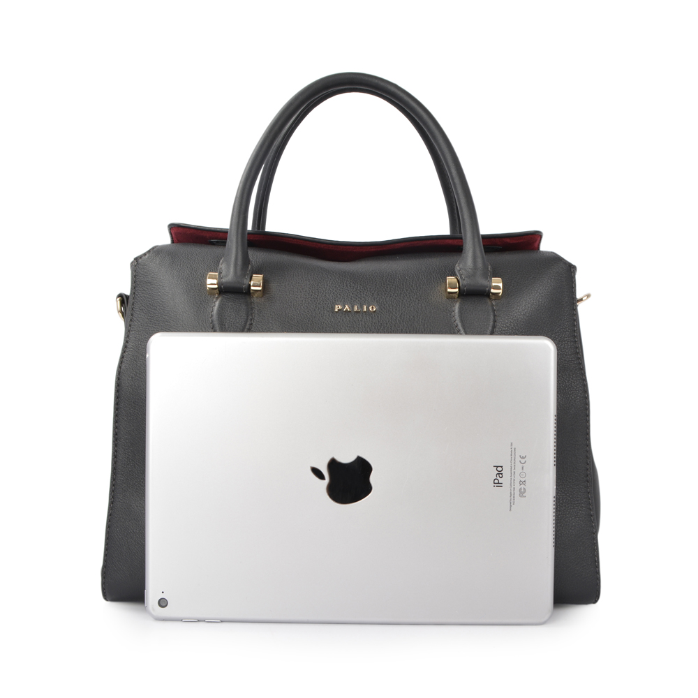 High Quality Leather Handbag Ladies Tote Bag
