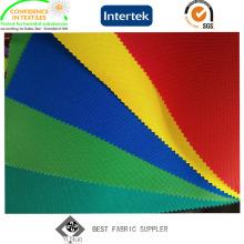 PU beschichtet, 100 % Polyester Oxford 600D Stoff für Zelt
