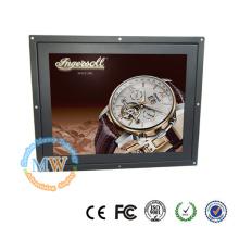 open frame 12 inch ad player lcd für build in werbung