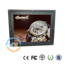 open frame 12 inch ad player lcd for build in advertising