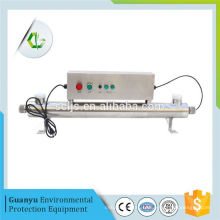 Máquina profesional del esterilizador del agua del agua de China para el agua del sistema del ro