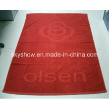 Customed Embossed Travel Towel (SST0271)