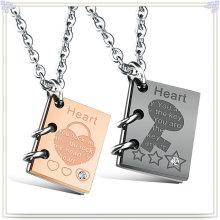 Мода ожерелье из нержавеющей стали ювелирные изделия моды ожерелье (NK724)