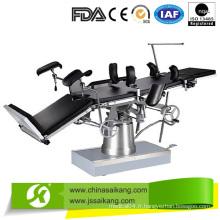 Fourni par Manuel de fabrication hydraulique Table d'opération hydraulique