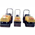 1 tonelada mini compactador de rolos de estrada preço de fábrica