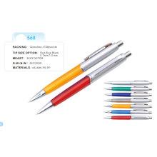 Plastikkugelschreiber (568) 1.0mm Punkt