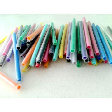 Colorful Fiber Heat Shrink Tubing