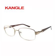 Wirtschaftliche Grundlinie Metall optische Rahmen / Metall Brillen