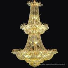Preiswerter Luxuxleuchter, großer Leuchter für Landhaushalle 6089