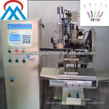Высокоскоростной автоматический вертикальный с ЧПУ зубная щетка производство машины/дешевые ЧПУ зубная щетка тафтинговые машины
