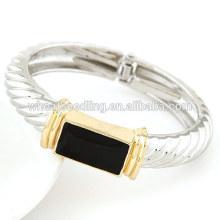Оптовые браслеты сплава сплава дешевые дешевые браслеты