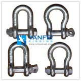 US Type Bolt Anchor Shackle G2150