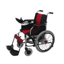 Cadeira de rodas elétrica dobrável para pessoas com deficiência e idosos (JRWD301)