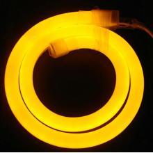 12V / 24V / 110V / 220V Yellow LED Neon Flex Tube