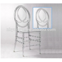 CRYSTAL CROSS BACK TIFFANY CHAIR