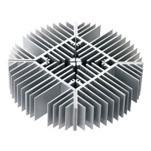 Extrusion Aluminium Alloy Profile Heat Sink