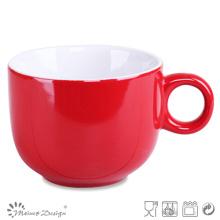 Tasses à soupe en céramique