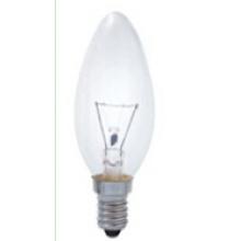 C35 E27 7W claro incandescente bulbo com promoção
