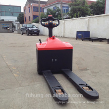 Ce certificate 1.5Ton Electric Pallet Truck Powered pallet Jack Mini battery pallet truck