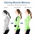 Magnetic Back And Shoulder Brace Posture Corrector Device