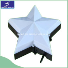 Lampes à pas pentagramme à LED Light Light (DC24V / AC220V)