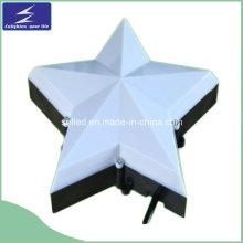 Luz da fonte do diodo emissor de luz Luzes do passo do Pentagram do diodo emissor de luz (DC24V / AC220V)