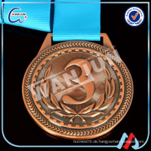 Medaille 3. Bronze Medaille Farbe