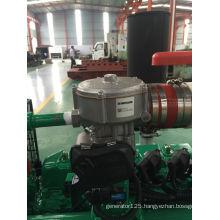 Horizontal Cooling Water Tank for Jichai/Shengdong Engine