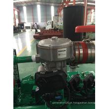 Tanque de água refrigerando horizontal para o motor de Jichai / Shengdong
