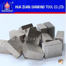 Long Lifespan Diamond Cutting Blade Segment for Stone