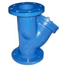 "Flanged Y-Type Strainer 2""-24"", Pn10/Pn16"