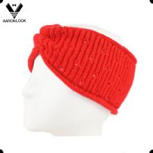 Lady Winter Acrylic Jacquard Headband