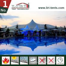 Aluminiumhohes Spitzenzelt-Zelt für Ausstellungsparty