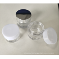 3g 5g 10g 15g 20g Plastic PP Facial Cream Container Mini Sample Jar Cosmetic Eye Cream Jar