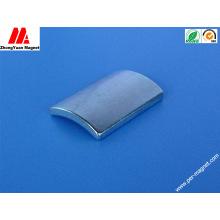 Permanent Rare Earth Neodymium NdFeB Segment Arc Magnet