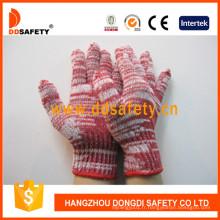 Gant tricoté couleur mixte Dck513