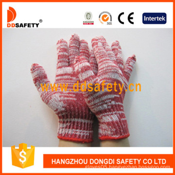 Mixed Color Knitted Glove -Dck513