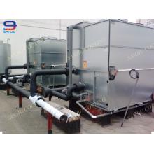 90 Ton Closed Circuit Cross Flow GHM-90 Superdyma Wet Kühlung Maschine für Luft Kompressor Hersteller
