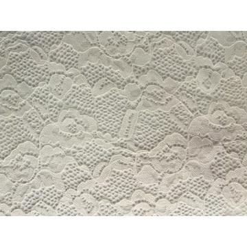 Nylon Span Jacquard Lace