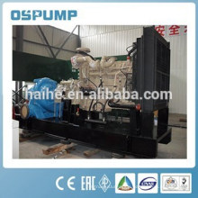 singer stage singer suction diesel driven sand and gravel pump