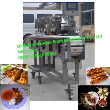 Máquina De Broche De Carne De Carne / Skewer Machine / Skewer Machine Churrasco