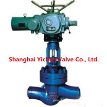 Soupape de glissière électrique à haute pression à haute pression d'individu de station thermale