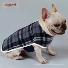2017 Réversible Pet Vêtements Résistant à L'eau D'hiver Chien Manteau De Pluie Veste
