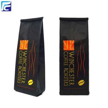 Plastic custom aluminium foil for black tea bag