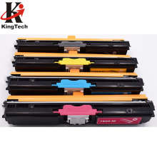 Compatible Toner Cartridge Replacement for Epson C1600 (Black, Cyan, Magenta, Yellow)