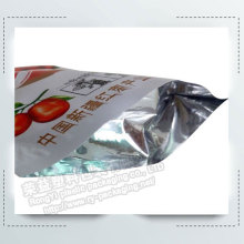 Jujube White Stand up Kraft Paper Pouch